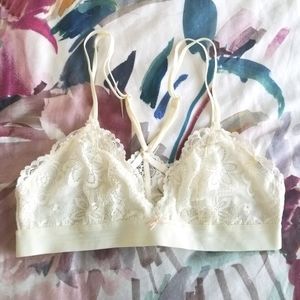 Aerie Lacy Bralette - Size Small